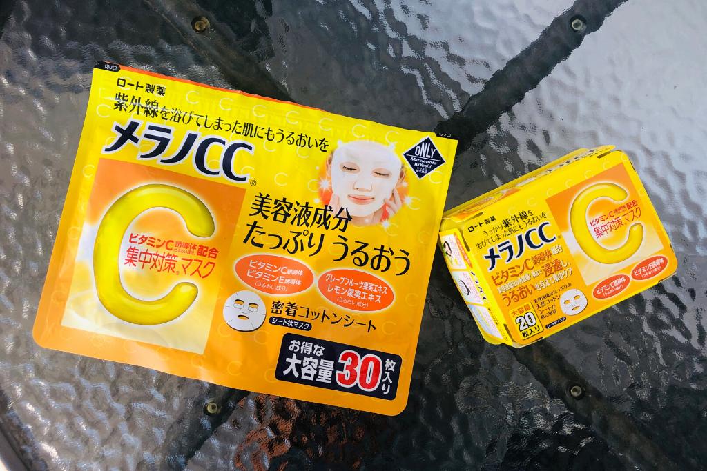 ロート製薬『マツキヨ限定メラノCC』『メラノCC』